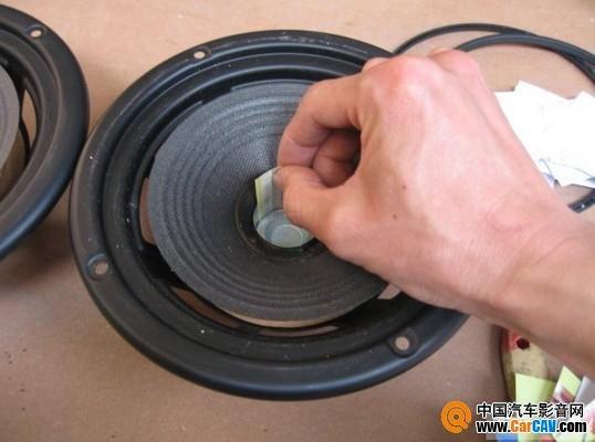 耳机喇叭音圈接线图