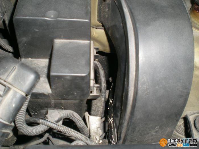 旋律 大众宝来汽车音响专业改装中道CD机高清图片