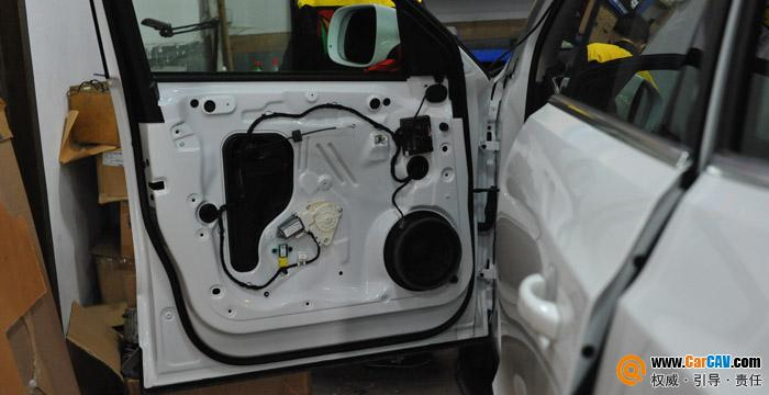 重庆三正汽车影音 奥迪Q5汽车音响改装喜力士顶级发烧升级高清图片
