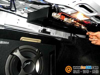 国产品牌新的突破,惠威X系列功放测评(3)