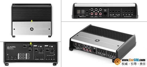 美國捷力JL Audio XD500/3 3路D类功放