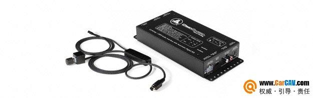 美国捷力汽车音响CL441dsp音频解码器