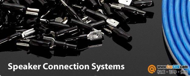 美国捷力汽车 喇叭线连接系统