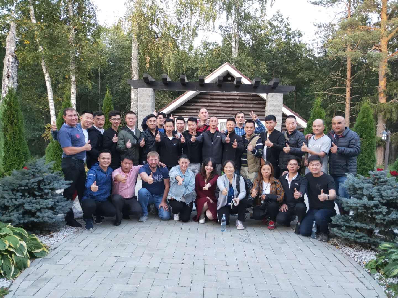 再次领略顶级隔音的魅力 中国优秀音改店家深入俄罗斯StP隔音总部